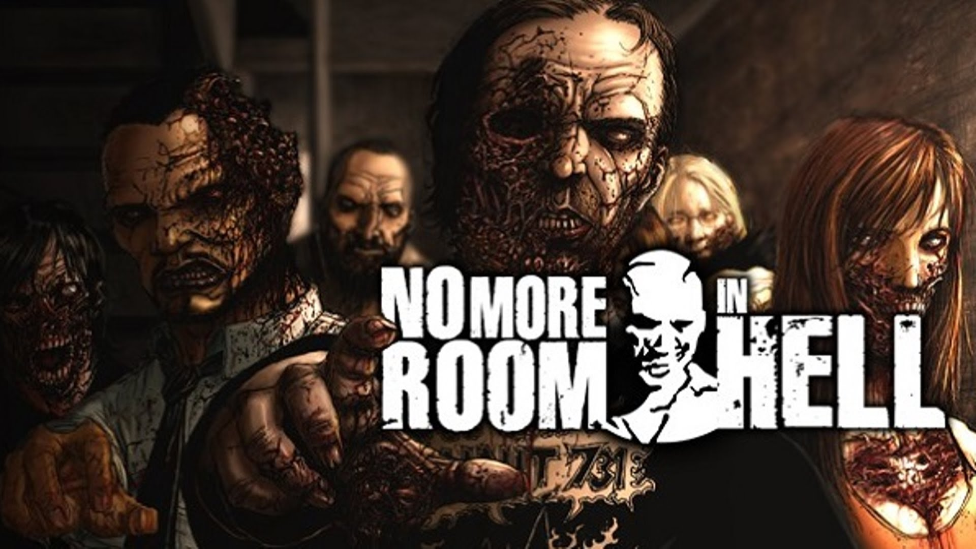 No More Room In Hell Zombie Gaming