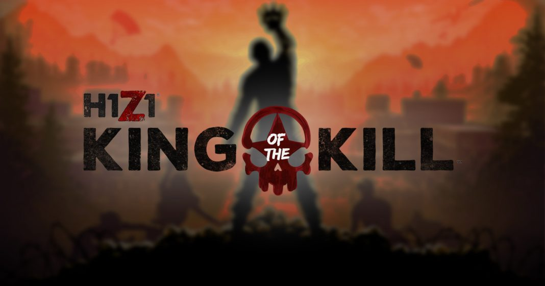 H1Z1: King of the Kill - Zombie Gaming